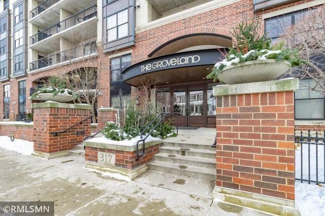 317 Groveland Avenue #714, Minneapolis, MN 55403 (MLS #5687433) :: RE/MAX Signature Properties
