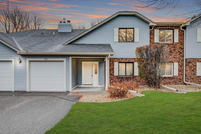 995 Heritage Court E #303, Vadnais Heights, MN 55127 (#5687946) :: The Preferred Home Team