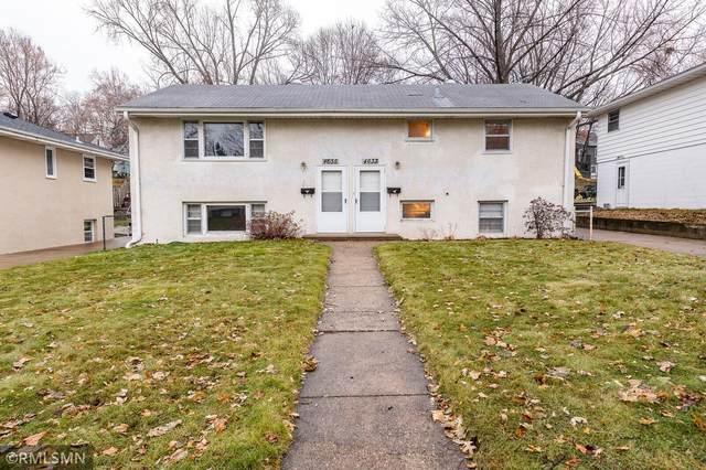 4633 Washington Street NE, Columbia Heights, MN 55421 (#5688400) :: Servion Realty