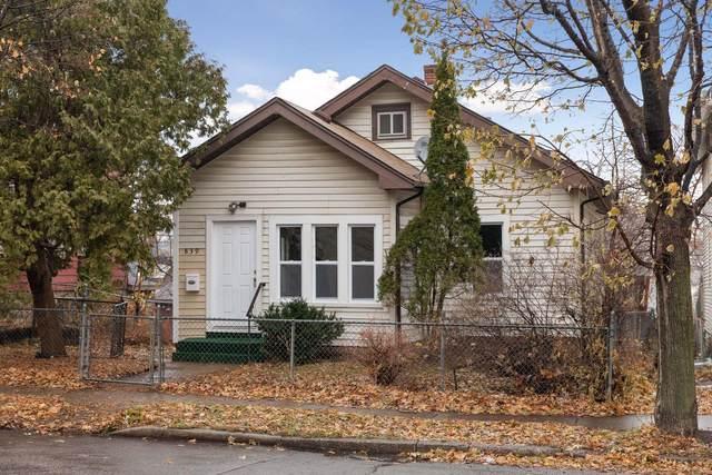 839 6th Street E, Saint Paul, MN 55106 (#5688413) :: Tony Farah   Coldwell Banker Realty
