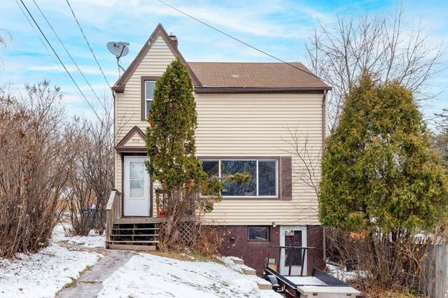 912 N 27th Avenue W, Duluth, MN 55806 (#5688751) :: The Odd Couple Team
