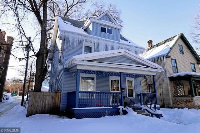3112 13th Avenue S, Minneapolis, MN 55407 (#5691019) :: Tony Farah | Coldwell Banker Realty