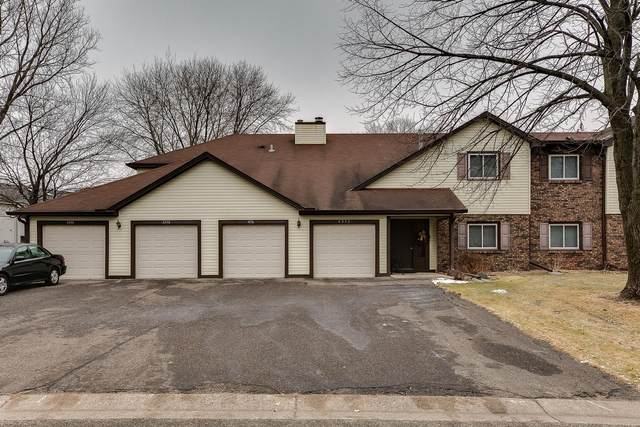 4330 Evergreen Drive #704, Vadnais Heights, MN 55127 (#5695391) :: The Smith Team