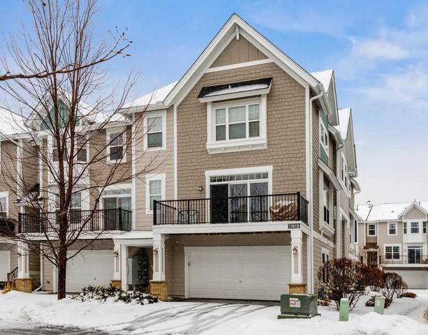 15618 Early Bird Circle #206, Apple Valley, MN 55124 (#5697161) :: Twin Cities South