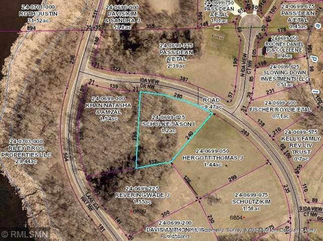 Lot2 Blk 1 Ida View Drive NW, Ida Twp, MN 56308 (#5697387) :: The Michael Kaslow Team