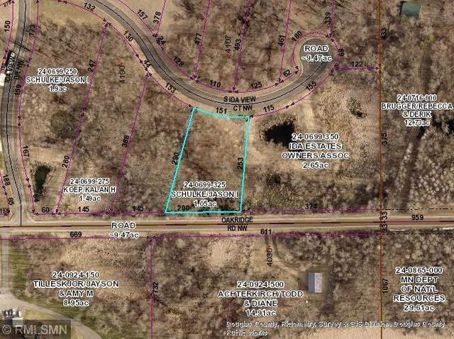 Lot 4 Blk 2 S Ida View Court NW, Ida Twp, MN 56308 (#5697392) :: Tony Farah | Coldwell Banker Realty
