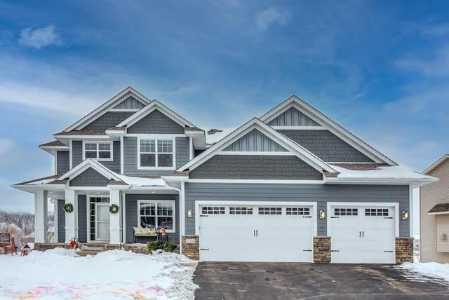 11816 Lever Street NE, Blaine, MN 55449 (#5697595) :: Tony Farah | Coldwell Banker Realty
