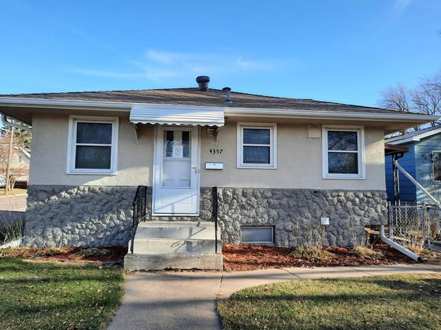 4357 Main Street NE, Columbia Heights, MN 55421 (#5698437) :: Servion Realty