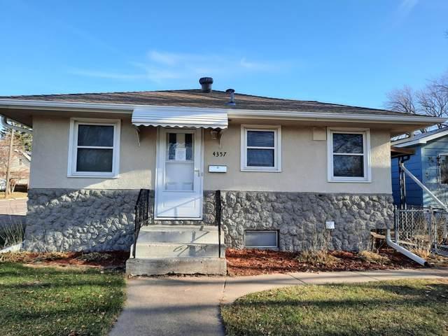 4357 Main Street NE, Columbia Heights, MN 55421 (#5698437) :: Tony Farah | Coldwell Banker Realty