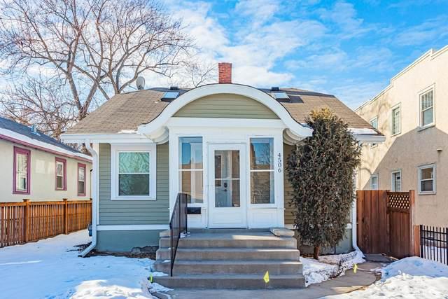 4506 Bloomington Avenue, Minneapolis, MN 55407 (#5700040) :: The Janetkhan Group
