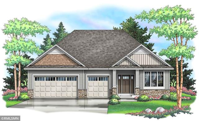 4845 Prairie Trail N, Hugo, MN 55038 (#5701269) :: The Preferred Home Team