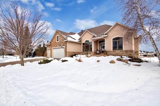 2851 Aspen Lake Drive NE, Blaine, MN 55449 (#5701854) :: Carol Nelson | Edina Realty