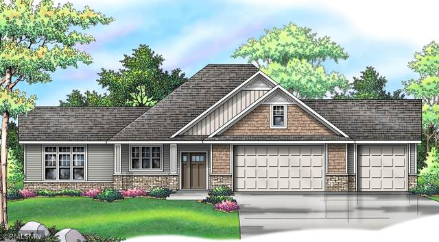 4756 381st Trail, North Branch, MN 55056 (#5705714) :: Tony Farah   Coldwell Banker Realty