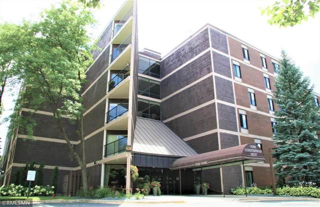 7220 York Avenue S #512, Edina, MN 55435 (#5707131) :: Tony Farah | Coldwell Banker Realty