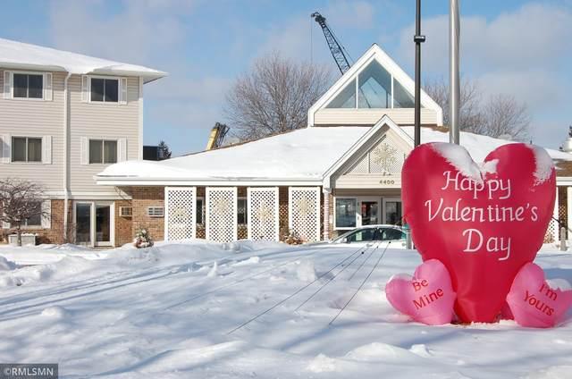 4400 36th Avenue N #101, Robbinsdale, MN 55422 (#5708120) :: Straka Real Estate