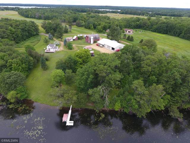 27470 W Connors Lake Road, Webster, WI 54893 (#5710921) :: The Duddingston Group