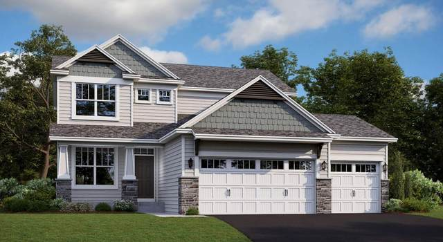 4303 128th Lane NE, Blaine, MN 55449 (#5714262) :: Twin Cities Elite Real Estate Group | TheMLSonline