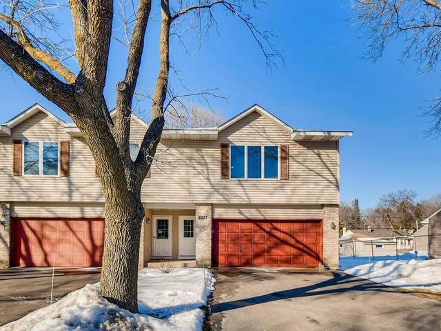 2277 Shryer Avenue E, North Saint Paul, MN 55109 (#5715686) :: The Smith Team