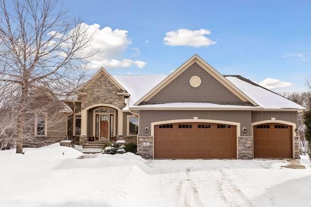 3046 Aspen Lake Drive NE, Blaine, MN 55449 (#5716689) :: Twin Cities Elite Real Estate Group | TheMLSonline