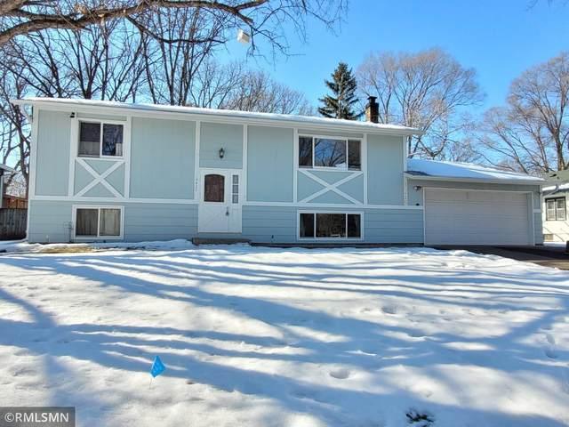 10420 Hummingbird Street NW, Coon Rapids, MN 55433 (#5717486) :: Carol Nelson | Edina Realty