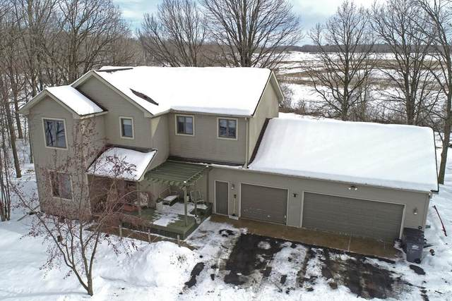 8512 405th Avenue NW, Milaca, MN 56353 (#5717933) :: Servion Realty