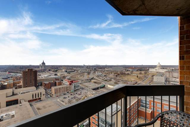78 10th Street E #2808, Saint Paul, MN 55101 (#5720607) :: Happy Clients Realty Advisors