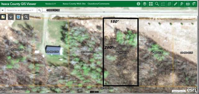 TBD Lot 7 Christie Lane, Cohasset, MN 55721 (#5723064) :: Lakes Country Realty LLC