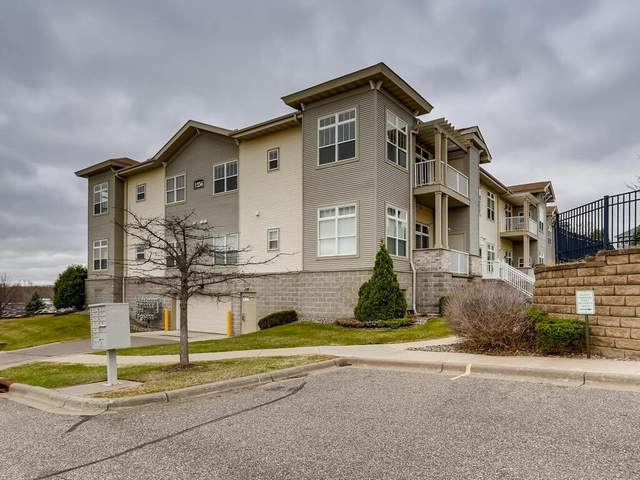 1256 County Road D E #206, Maplewood, MN 55109 (#5725516) :: Servion Realty