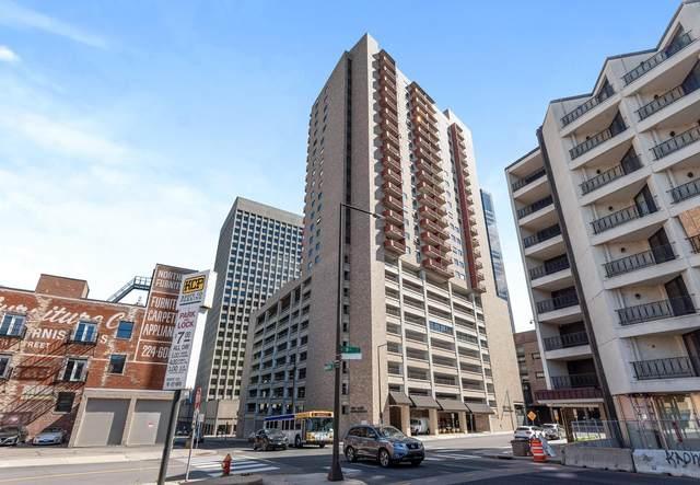 66 9th Street E #2310, Saint Paul, MN 55101 (#5727292) :: Tony Farah   Coldwell Banker Realty