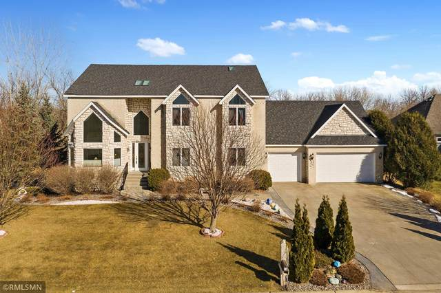718 13th Avenue N, Sartell, MN 56377 (#5727784) :: Lakes Country Realty LLC