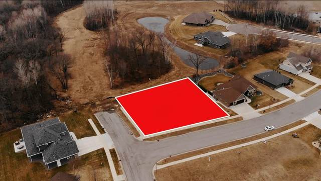3401 Topaz Parkway S, Saint Cloud, MN 56301 (#5728469) :: Twin Cities Elite Real Estate Group | TheMLSonline