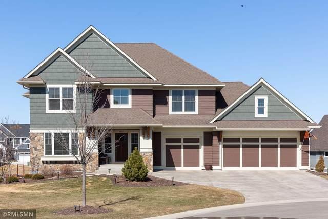 4977 Sunflower Place, Woodbury, MN 55129 (#5728918) :: The Pietig Properties Group