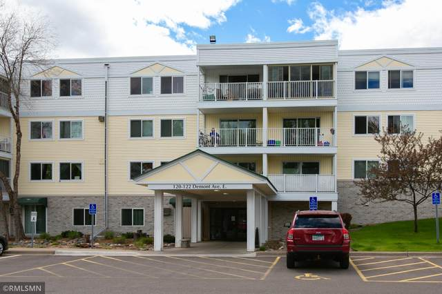 132 Demont Avenue E #228, Little Canada, MN 55117 (#5729906) :: Holz Group