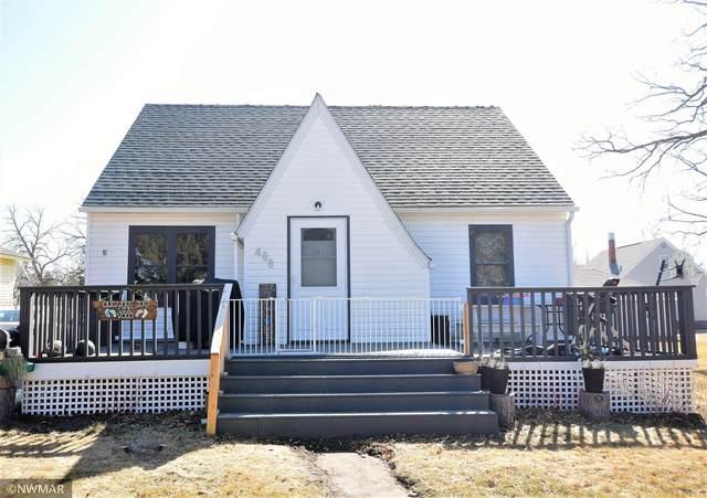 408 2nd Street NE, Roseau, MN 56751 (#5734513) :: The Pietig Properties Group
