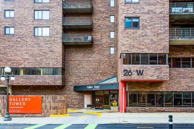 26 10th Street W #501, Saint Paul, MN 55102 (#5736004) :: The Jacob Olson Team