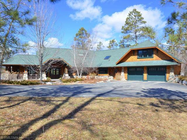 48401 Lake Of The Valley Road, Ponsford, MN 56575 (#5736455) :: Lakes Country Realty LLC