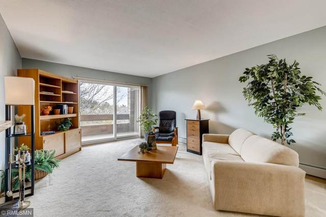 2200 Midland Grove Road #305, Roseville, MN 55113 (#5736981) :: Tony Farah | Coldwell Banker Realty