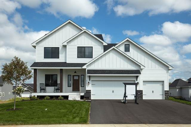 9611 West Wind Trail, Woodbury, MN 55129 (#5738100) :: The Janetkhan Group