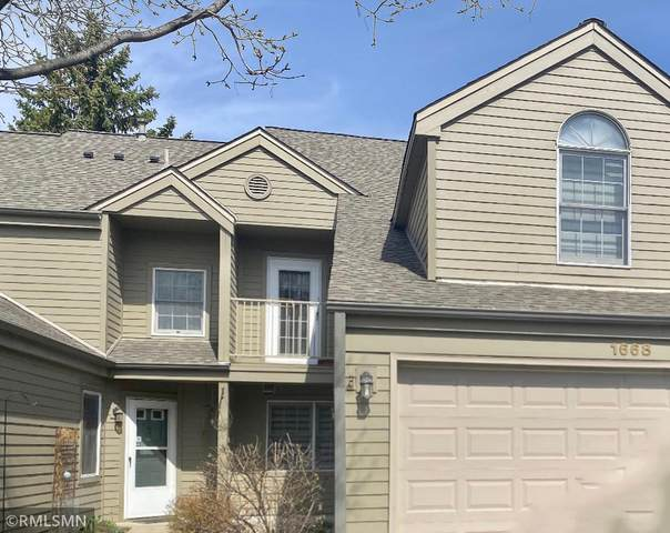 1668 Rose Hill Circle, Lauderdale, MN 55108 (#5740677) :: Holz Group