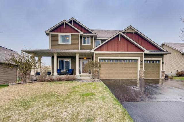 1355 Ridge Lane, Shakopee, MN 55379 (#5740734) :: The Odd Couple Team