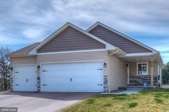 270 Harriman Street, Somerset, WI 54025 (#5741092) :: The Smith Team
