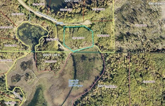 Lot 14/15 Grand Emerald Lane, Nevis, MN 56467 (MLS #5741300) :: RE/MAX Signature Properties