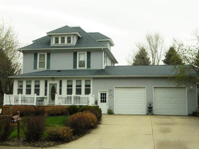 133 Skyline Drive, Granite Falls, MN 56241 (#5741765) :: The Janetkhan Group