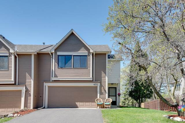 4333 Thornhill Lane, Vadnais Heights, MN 55127 (#5742617) :: The Janetkhan Group