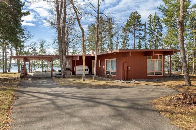 5174 Park Point Drive NW, Hackensack, MN 56452 (#5742916) :: Holz Group