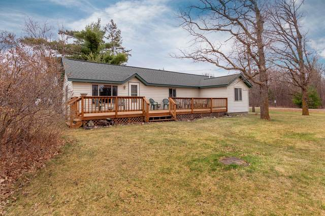 12976 24th Avenue SW, Pillager, MN 56473 (#5743186) :: Holz Group