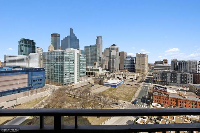500 E Grant Street #1403, Minneapolis, MN 55404 (#5746245) :: Twin Cities South