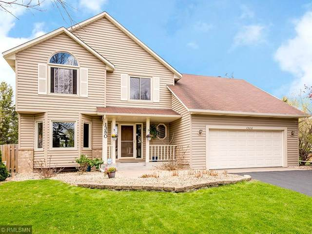 1380 Carriage Road, Woodbury, MN 55125 (#5746615) :: The Preferred Home Team