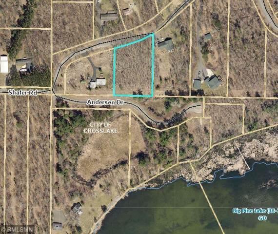 TBD Shafer Road, Crosslake, MN 56442 (MLS #5747546) :: RE/MAX Signature Properties