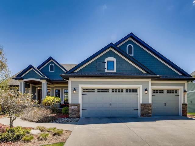 530 Lakeridge Drive, Shoreview, MN 55126 (#5750015) :: The Smith Team
